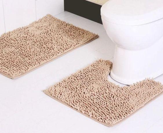 Коврики в ванну кімнату (набір з 2 шт.)