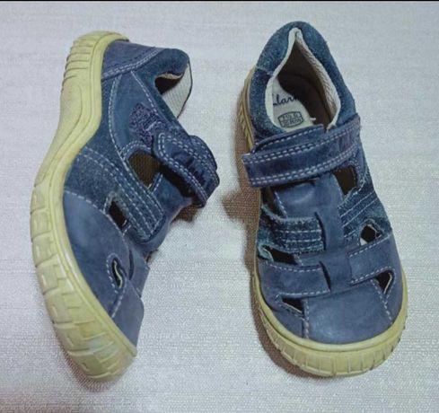 Детские мокасины. кожаная обувь. размер 25 . Мокасины. Сандали детские