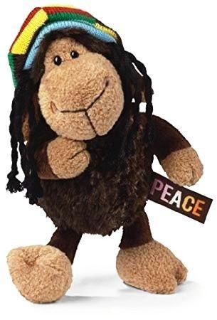 Owca Nici bob 50 cm owieczka z dredami reggae maskotka pluszak miś