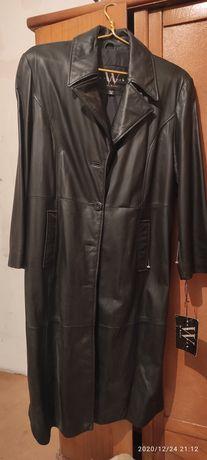 Кожаное пальто Winlit