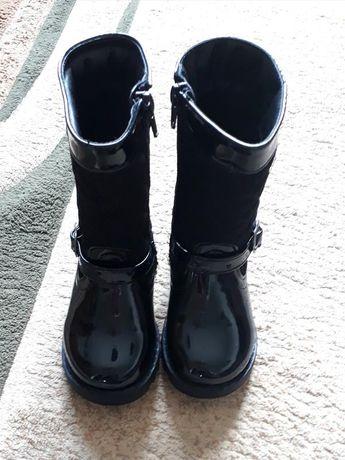Демісезонні черевики, чобітки, ботинки, сапоги для дівчинки Zara, HM