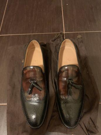 Sapatos Mocassins Centenário Originais NOVOS