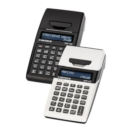 Kasa Fiskalna Datecs WP-50 online wi-fi lub GPRS Częstochowa