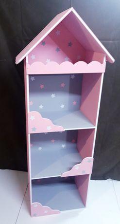 Кукольный домик/стеллаж для Барби