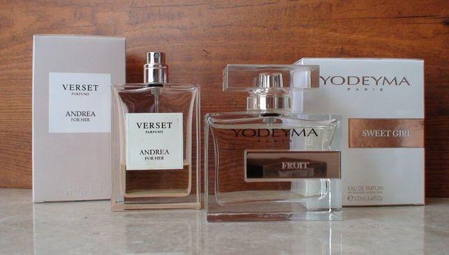Духи ( парфюм ) Yodeyma и Verset