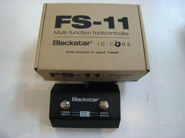 BLACKSTAR FS - 11 Footswitch do wzmacniaczy z serii ID : CORE