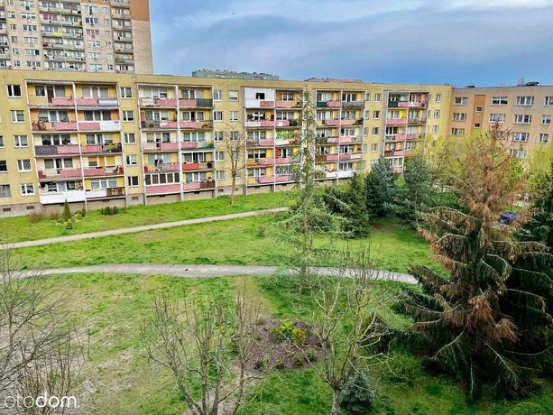 2-pokojowe mieszkanie na osiedlu Zawadzkiego