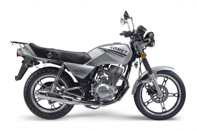 Romet  Motocykl 125CC K125 salon2kolka