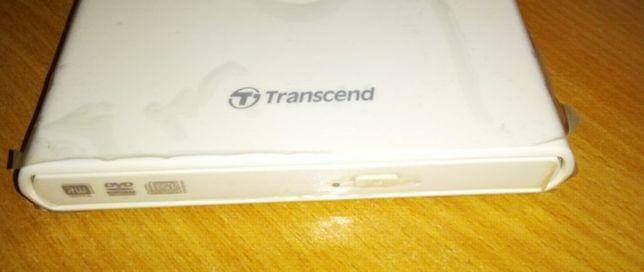 Внешний привод Transcend DVR-XD10T portable writer DVD-RW to USB2