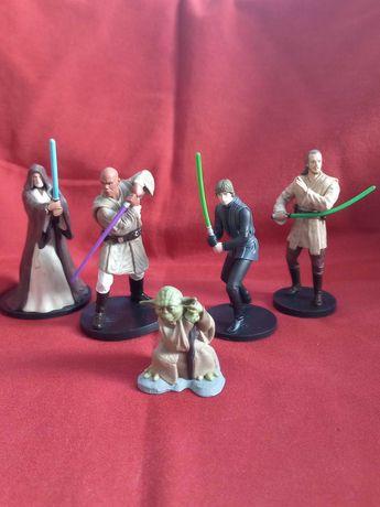 Brinquedos,bonecos/figuras jedi STAR WARS de coleção antigos