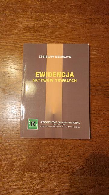 Książka, Ewidencja Aktywów Trwałych, Zdzisław Kołaczyk