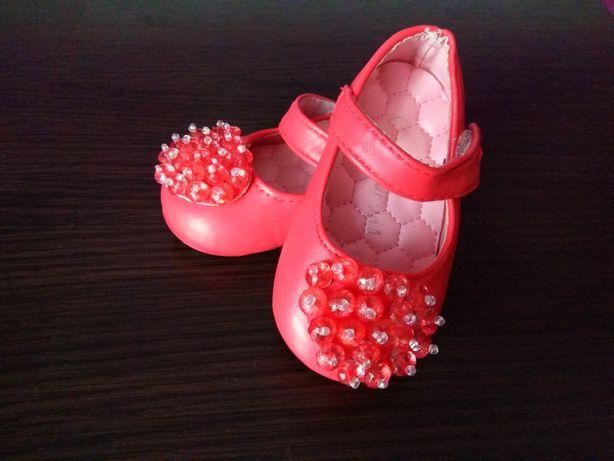 Туфельки туфлі для принцеси