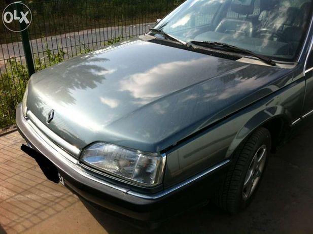 Renault 25 turbo diesel - pecas completo