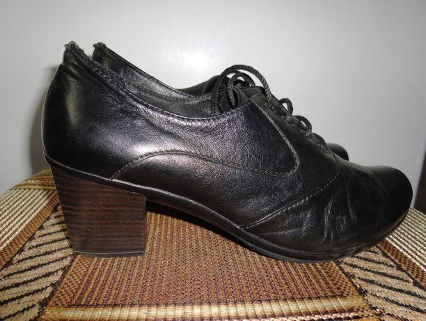 Туфли кожа р,36