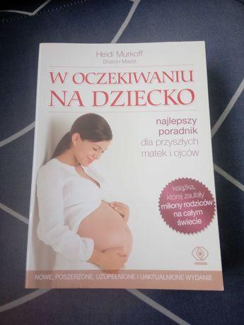 Sprzedam książkę W oczekiwaniu na dziecko