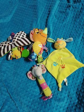 Zabawki sensoryczne, zawieszki