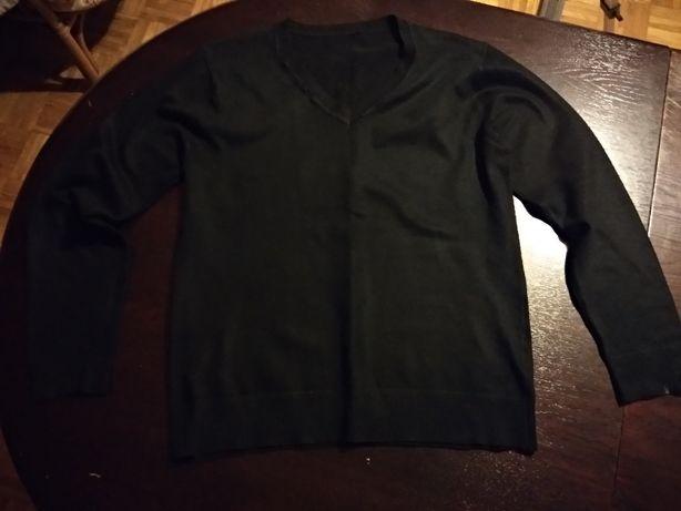 czarny sweter - rozmiar s