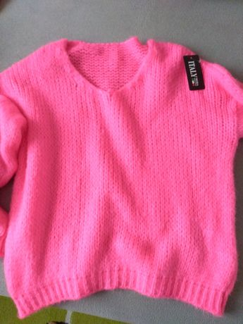 NOWY sweter owersize