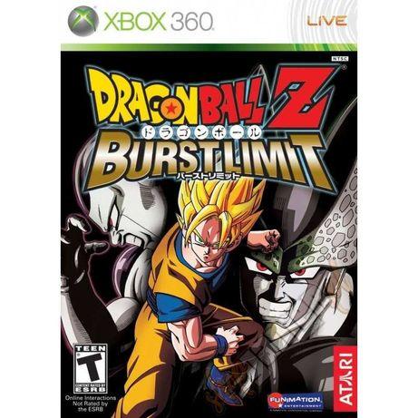 Gra Xbox 360 dragon ball z burst limit
