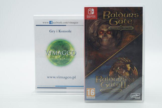 Nintendo SWITCH Baldur's Gate Enhanced Edition Sklep VIMAGCO