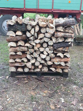 Drewno drzewo opałowe kominkowe