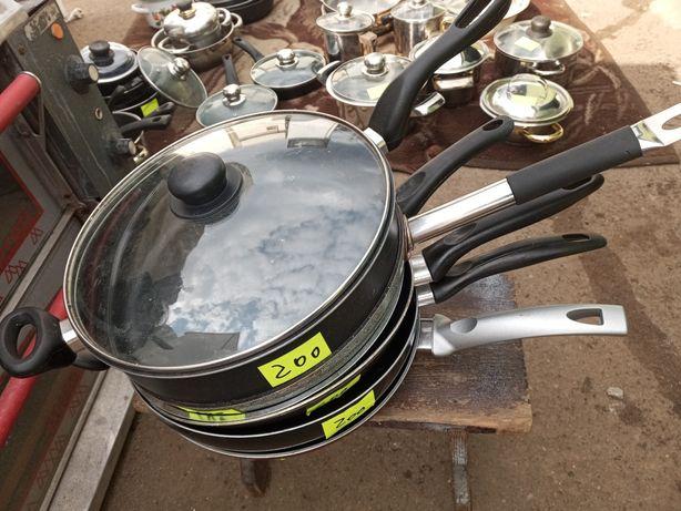 Сковорода пательня посуда з Европи 100грн відправлю!