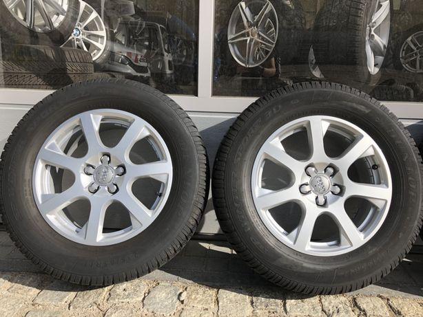 Alufelgi koła aluminiowe AUDI Q3 Q5 + opony 235/65r17!!!
