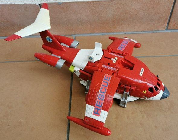 Samolot ratunkowy Matchbox