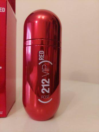Carolina Herrera 212 Vip Rose Red Limited Edition 80 ml
