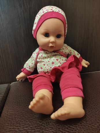 Кукла мягкое туловище