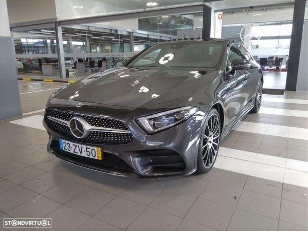 Mercedes-Benz CLS 450 ver-4matic-amg-line