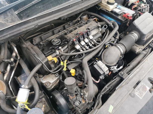 Skrzynia biegów manualna PEUGEOT 307 2.0 16v 20DM37