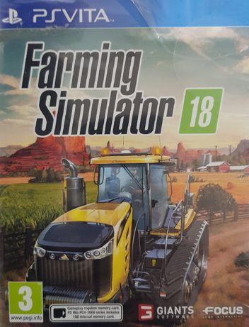 Farming Simulator 18 PS Vita Nowa Kraków