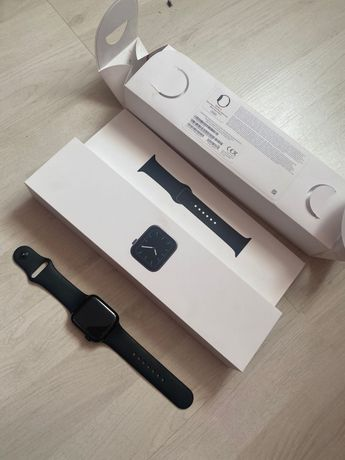 Apple Watch Series 5 44 mm GPS + Cellular Sport (czarny