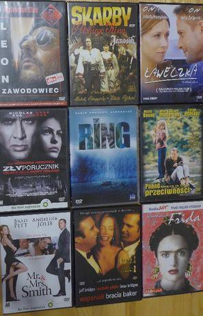 Płyty - filmy DVD
