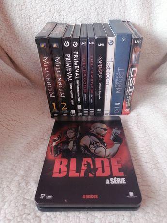 DVDs de Séries - Lista na Descrição