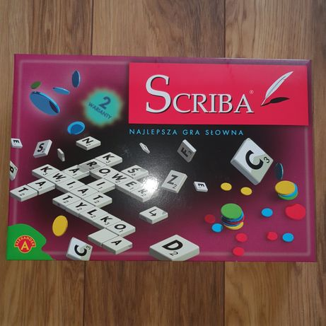 Gra edukacyjna Scriba