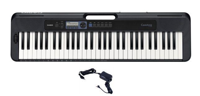 Keyboard Casio CT S300 Dance Music ZASILACZ