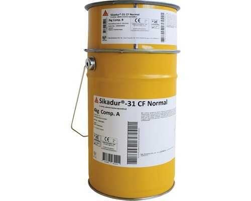 Klej epoksydowy SIKA SIKADUR 31 CF NORMAL 6KG (AB)