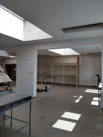 Obiekt produkcyjno-magazynowy wraz z biurem