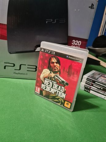 Ps3 Red Dead Redemption PlayStation 3 igła
