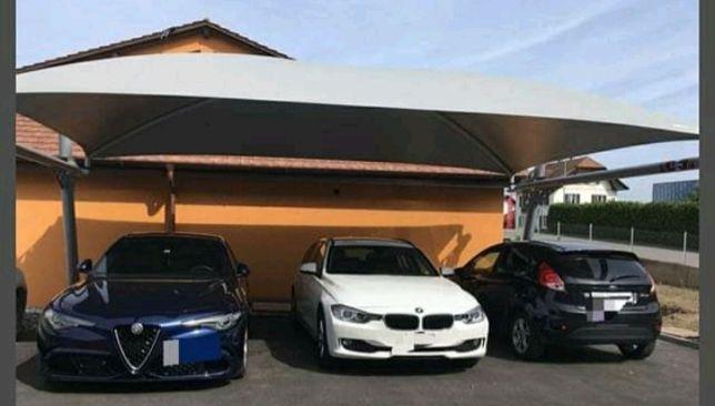 Cobertura para carros/ garagem/ toldo