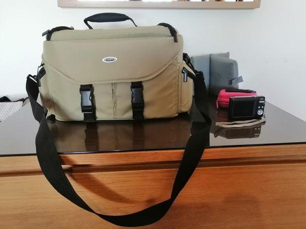 Mala Nikon com oferta camera fujifilm