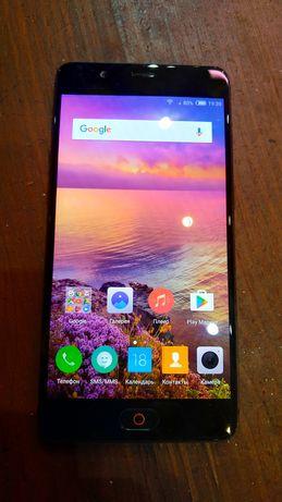 ZTE Nubia M2 4/64 отличный смартфон в металлическом корпусе
