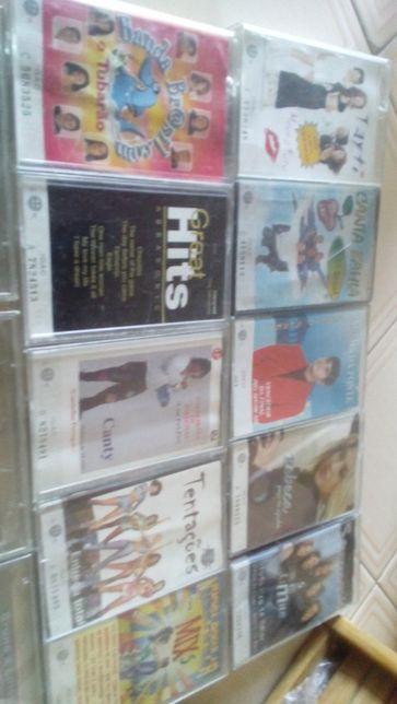 Cassetes Áudio / Fita