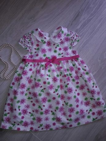 """Дуже красиве платтячко!!!""""Mayoral""""Для дівчинки двох років."""