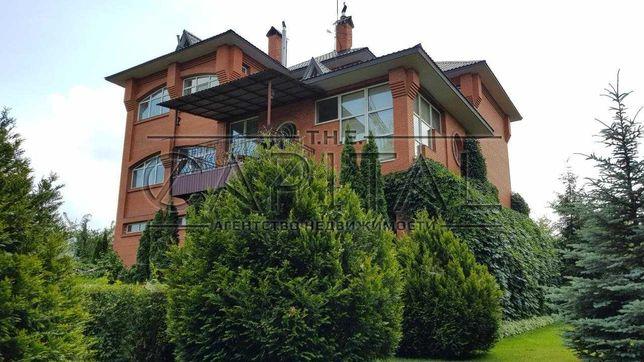 Аренда 3-этажного дома в с. Петропавловская Борщаговка