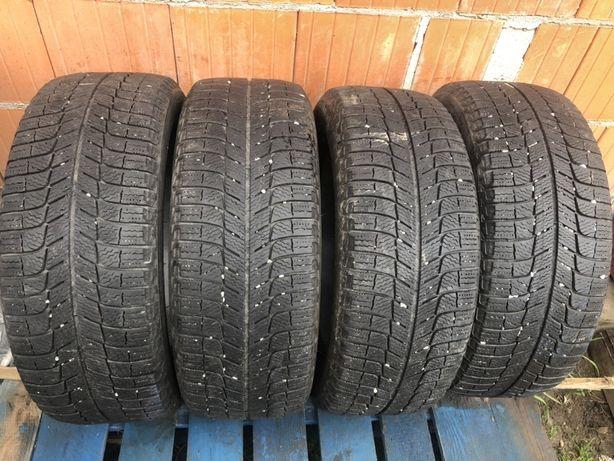 4 opony zimowe 205/55/16 Michelin X-ice Radom