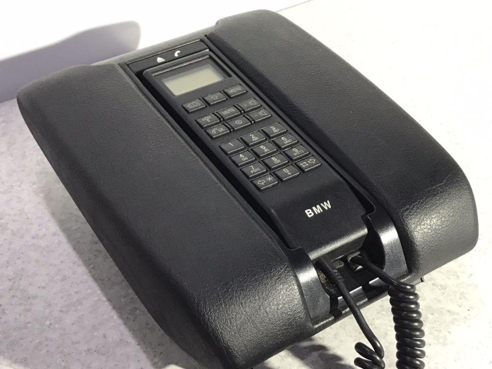 Подлокотник БМВ Е39 bmw E39 с телефоном выдвижной Шрот Підлокотник з