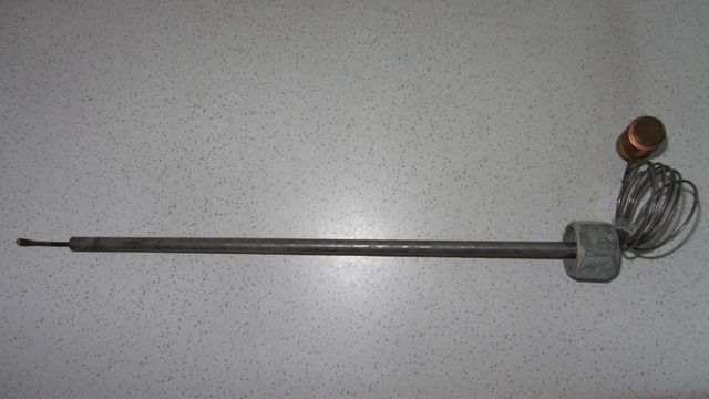 Датчик температуры сильфонный ТФ-2